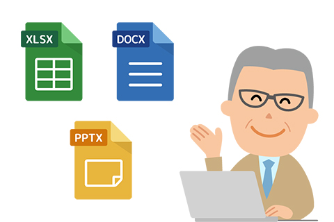 会計入力する証憑類が全て紙ベースであった。会計ソフトに紙のデータを転記する業務をしており、多くの時間がかかっていた。