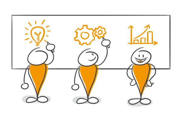 徹底的なヒアリングによる経理業務の改善策を提案